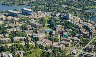 Big Campus Visit vs. Small?