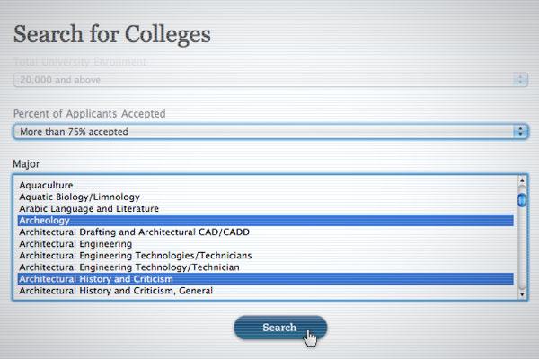 college trip planner go see campus